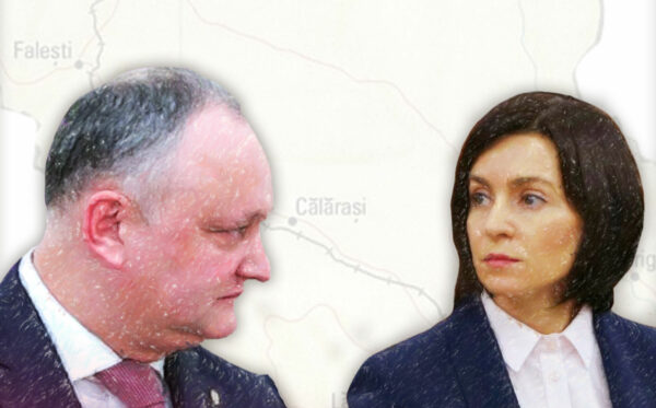 Has the state been captured yet again? Corruption and political persecutions in Moldova.