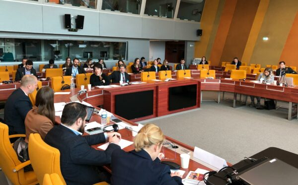 ODF holds a side-event on Polish judiciary during 2020 PACE Winter Session