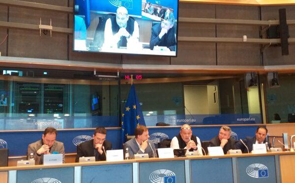 Заявление относительно мероприятия, организованного интернет-изданием «EU Today» в Европейском парламенте 23.01.2020