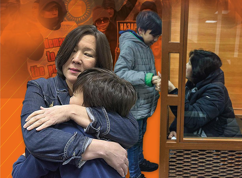 Справа Жанари Ахметової: Україна поспішає заарештувати та екстрадувати казахстанську журналістку