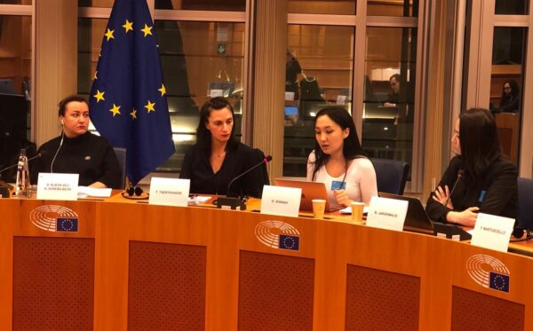 Exchange of Views with DCAS MEPs on the Human Rights Situation in Kazakhstan
