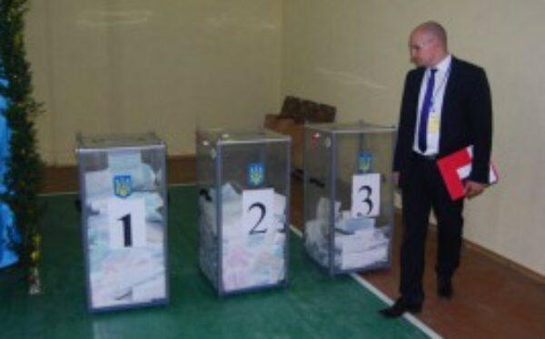 Długoterminowa misja obserwacyjna miejscowych wyborów na Ukrainie 24-31.10.2010