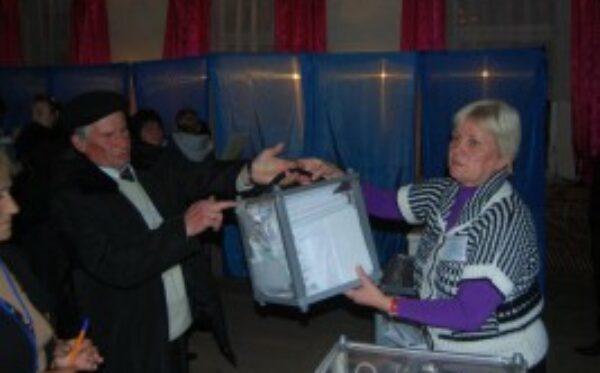 Sprawozdanie długoterminowej misji obserwacyjnej miejscowych wyborów na Ukrainie 24-31.10.2010