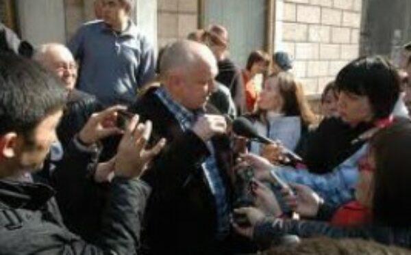 Aktywiści Alga! zaatakowani w Pawłodarze