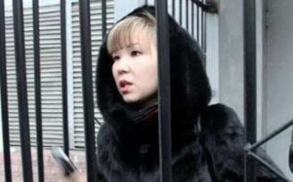 Oświadczenie Alli Turusbekovskiej, żony Vladimira Kozlova