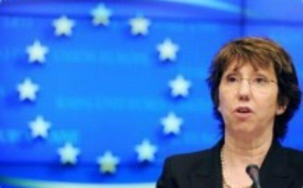 Oświadczenie C. Ashton po spotkaniu z szefem MSZ Kazachstanu