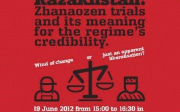 """W Parlamencie Europejskim odbędzie się konferencja na temat: """"Kazachstan: procesy sądowe i ich znaczenie dla reputacji reżimu"""""""
