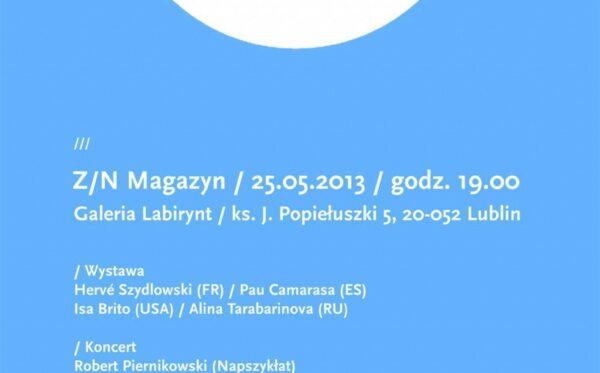 Premiera! Z/N Magazyn Kulturalny – no. 8