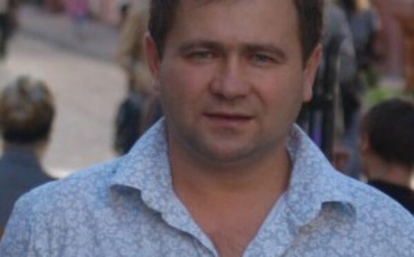 """Dziennikarz """"Dorozhnogo Kontrolya"""" Andrey Dzyndzya aresztowany na 2 miesiące"""