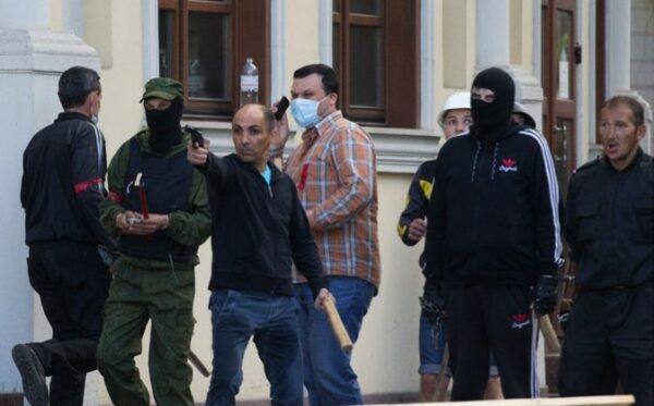Odeska milicja odpowiada za śmierć 46 osób