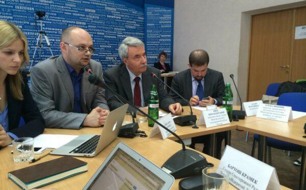 """Seminarium """"Samorząd lokalny: doświadczenia reform w państwach UE a ukraińskie realia"""""""
