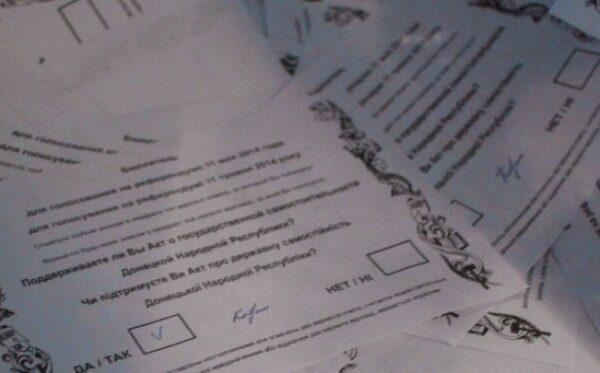 Wstępny raport: Wybory na Ukrainie, 25 maja 2014