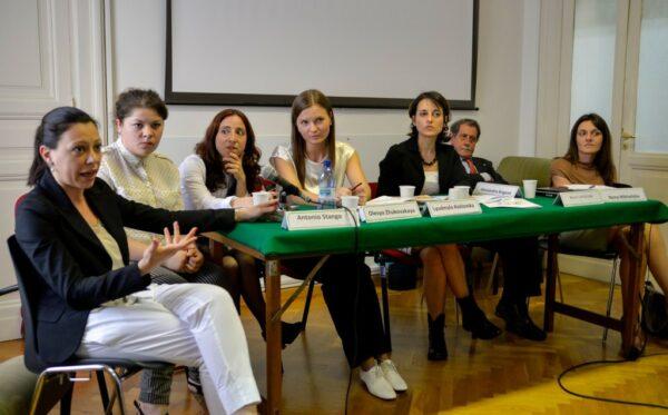 Konferencja: Ukraina na rozdrożu – analiza powyborcza