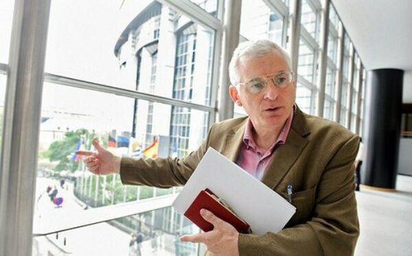 Irlandzki parlamentarzysta w obronie V. Kuramshina