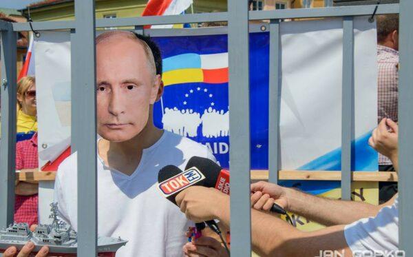 """Marsz """"Powstrzymać terror Putina"""""""