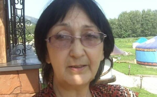 Z. Mukhortova po raz czwarty przymusowo umieszczona w szpitalu psychiatrycznym