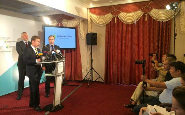 Konferencja w sprawie Nadii Savchenko