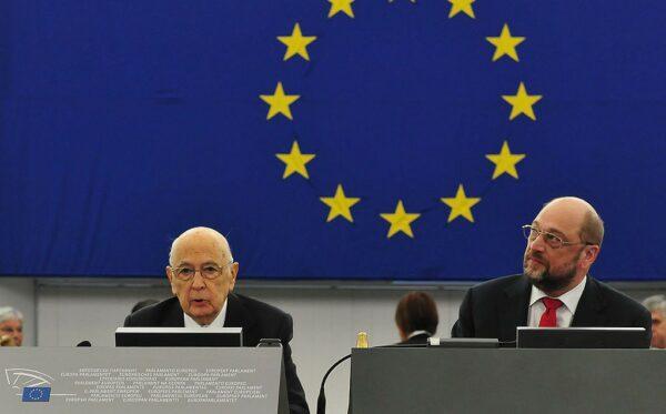 Schulz w odpowiedzi na pismo ODF: sytuacja na Ukrainie pozostaje obiektem obaw UE