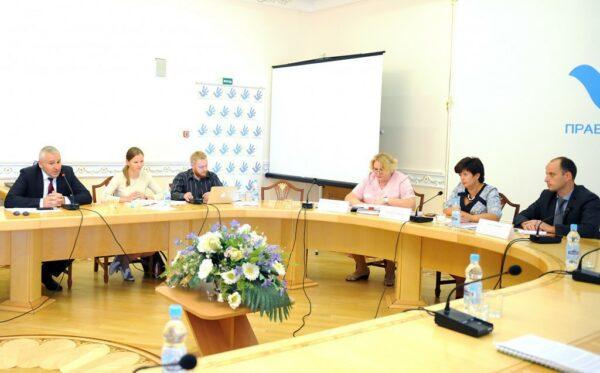 Spotkanie z Rzecznik Praw Człowieka Ukrainy o sytuacji N. Savchenko