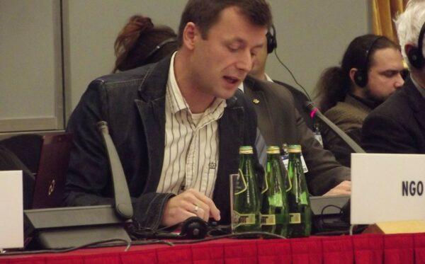 ODF podczas konferencji OBWE na temat praw człowieka