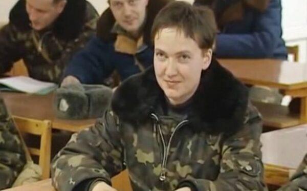 Nadiya Savchenko więźniem sumienia