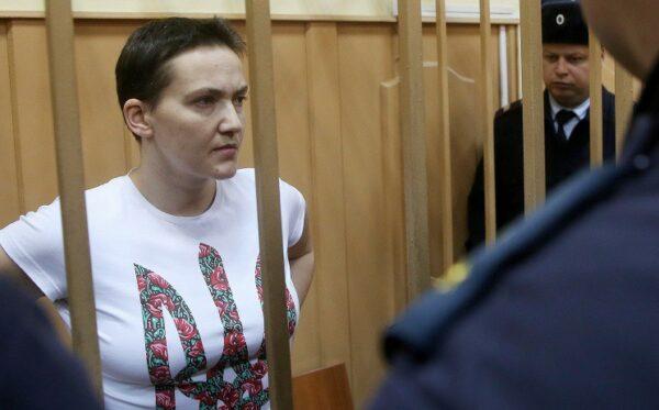 Savchenko odmówiła składania zeznań po rosyjsku