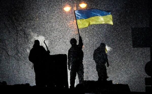 Warszawskie obchody pierwszej rocznicy EuroMajdanu
