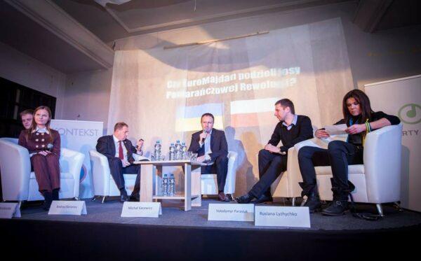 Debata: Czy EuroMajdan powtórzy klęskę Pomarańczowej Rewolucji?