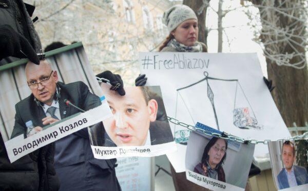 Obrońcy praw człowieka wezwali Hollande'a do zaprzestania współpracy z Nazarbayevem