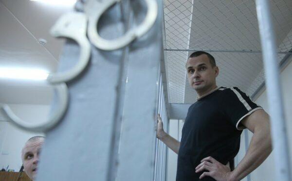 Sprawa Olega Sentsova