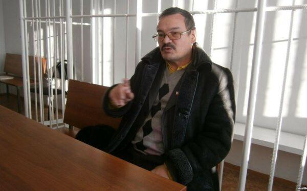 Wzywał do solidarności z Tatarami Krymskimi i Ukrainą, zamknęli go za podsycanie nienawiści rasowej