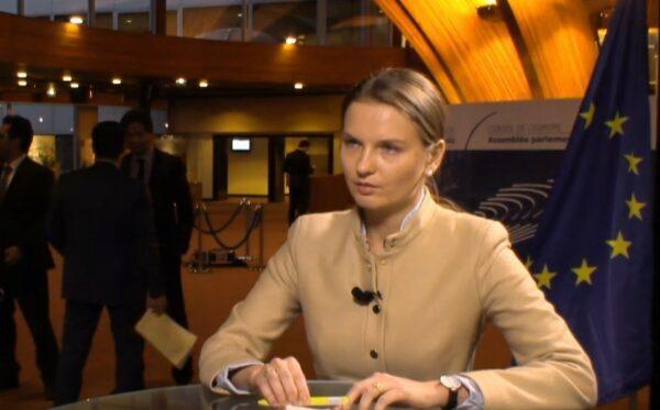 Lyudmyla Kozlovska: Rosja powinna zostać wykluczona z PACE