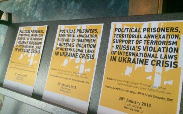 Fundacja Otwarty Dialog przedstawiła raport o łamaniu przez Rosję międzynarodowych zobowiązań