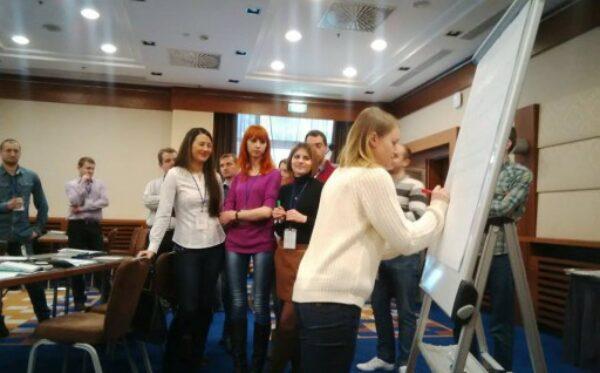 Kijów: Szkolenie dla Departamentu Lustracyjnego Ministerstwa Sprawiedliwości