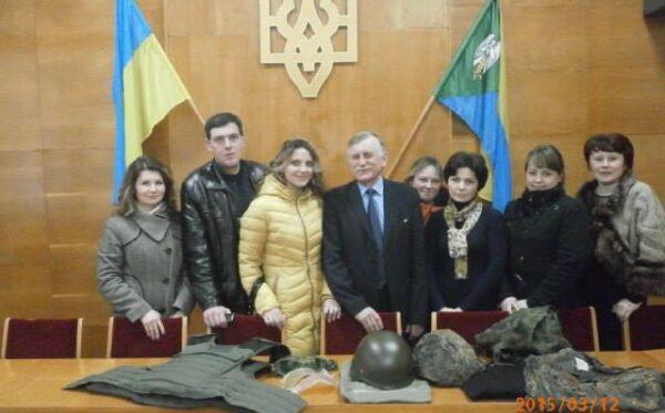 """Frontowy """"niezbędnik"""" dla ukraińskich żołnierzy"""