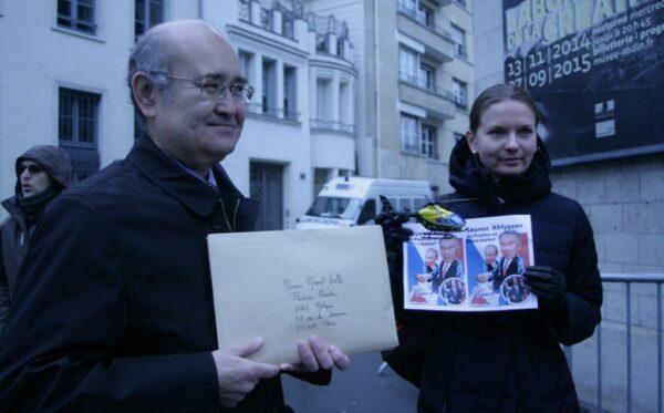 ODF apeluje do francuskiego rządu o nieekstradowanie Ablyazova. Pałac Matignon odmawia prawa do przedłożenia apelu