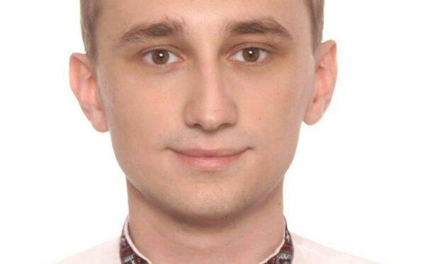 Pomoc dla młodego ukraińskiego naukowca, Denysa Antipowa