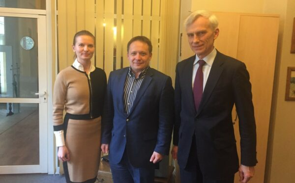 Krytyk Putina w Warszawie. Nikolai Koblyakov gościem ODF