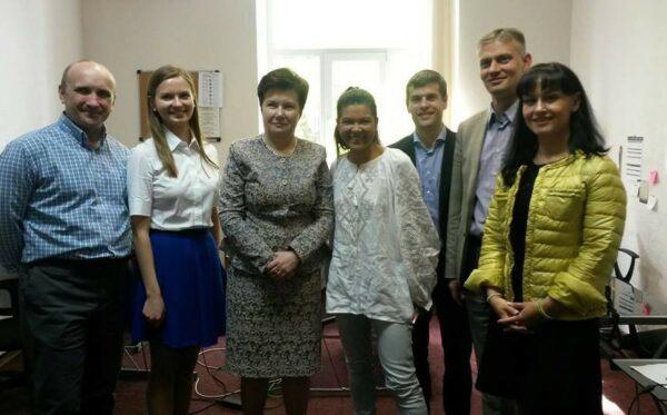 Prezydent Warszawy spotkała się z ukraińskimi NGO