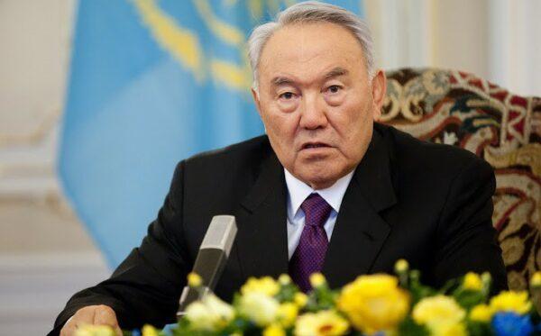 Europa w służbie Nazarbayeva