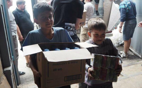 Co dalej z pomocą humanitarną?