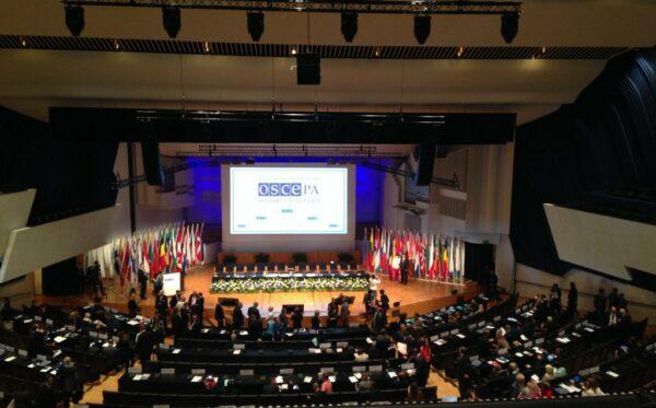 Fundacja Otwarty Dialog wzięła udział w Sesji Rocznej Zgromadzenia Parlamentarnego OBWE w Helsinkach