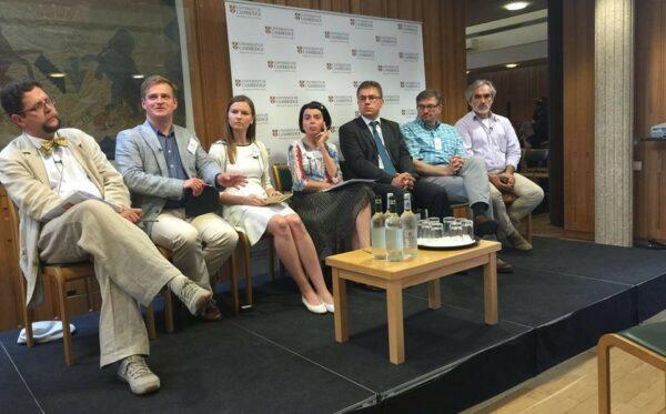 Przeszłość jako preludium: o stosunkach polsko-ukraińskich na Uniwersytecie Cambridge