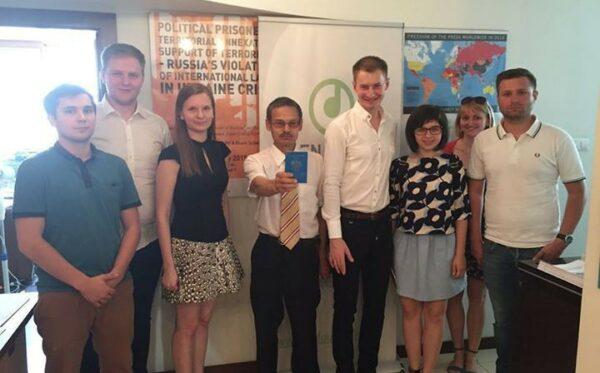 """Kropka nad """"i"""" ws. przyznania N. Kashapovowi statusu uchodźcy w Polsce"""