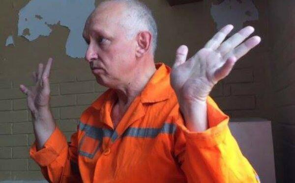 Po opuszczeniu karceru Vladimir Kozlov spędzi pół roku w warunkach zaostrzonego rygoru