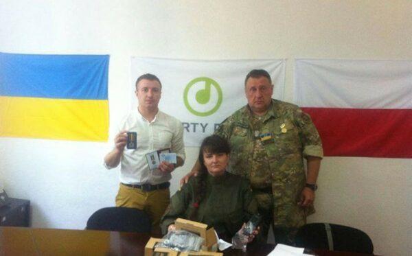"""Medal """"Za godność i patriotyzm"""" dla koordynatora ODF"""