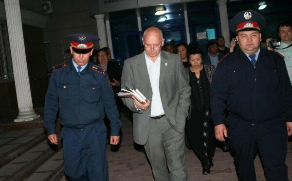 Generalna Prokuratura Kazachstanu zaprzecza naruszeniu praw Kozlova