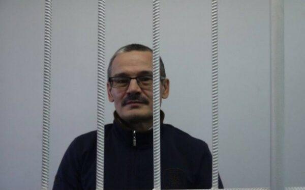 3 lata więzienia za proukraińską postawę dla R. Kashapova