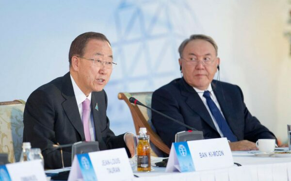 Kazachstan zaprzecza zastrzeżeniom ONZ, UE i OBWE dotyczącym praw człowieka