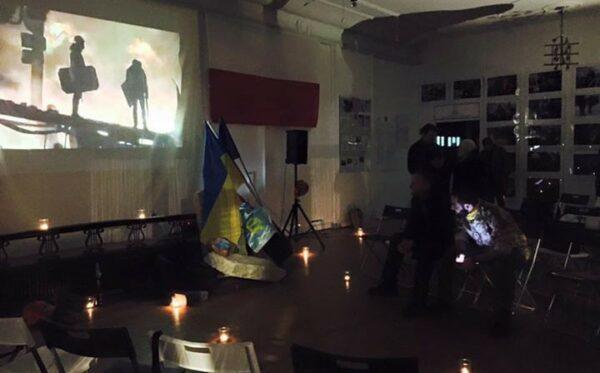 Wieczór poezji o Majdanie